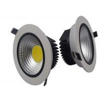 Quality Indoor COB High Lumens 30W LED Recessed Ceiling Lights EPISTAR IP44 for sale