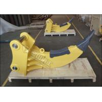 Quality Caterpillar 320D Backhoe Root Ripper High Strength Single Teeth Ripper Toe for sale