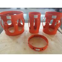 65Mn Steel Drill Pipe Centralizer , Roller Centralizer API 10D Standard for sale