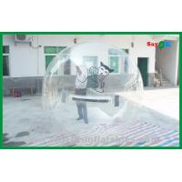 Quality Transparent Floating Ball Inflatable Water Toys , Walk On Water Bubble for sale