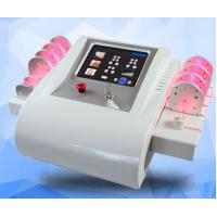 China Portable Lipo Laser Slimming Machine 650nm / 980nm For Women on sale
