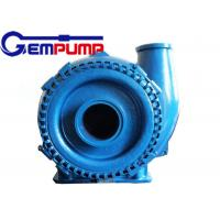 Quality River stone gravel suction sand suction dredge centrifugal slurry pump / Hydraulic mining for sale