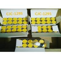 China Medical Human Growth Peptides CJC-1295 Without DAC For Muscle Growth on sale