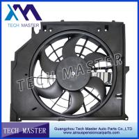 China Car Radiator Cooling Fan Motor For BMW E46 E39 3 series 325 330 17117561757 17117525508 on sale
