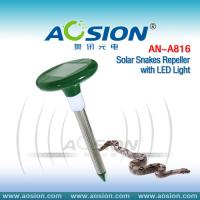 China Solar Snakes Repeller with LED Light on sale