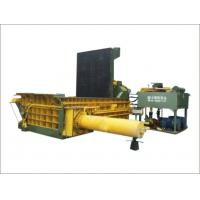 Quality Pushing - Out Discharging Scrap Hydraulic Baling Press PLC Control for sale