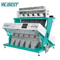 Quality CCD Intelligent coffee bean color sorting machine with STOCK PRICE for sale