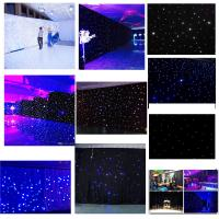 China led light curtains sale	star curtains ltd led star curtain lights led light black curtain indian wedding mandap on sale