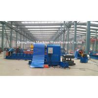 Buy cheap Hydraulic 1250 mm PPGI Coil Decoiler / Decoiling Machine With Capacity 10 Ton from wholesalers