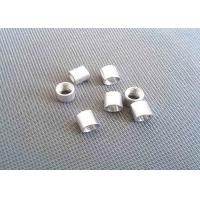 Quality Turned CNC Machining Aluminum Screw ISO Ceritfication Heat Treatment for sale
