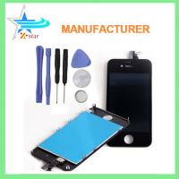 Quality Original iphone 4 Digitizer LCD iPhone LCD Screen Replacement for sale