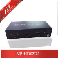 China 2-Port HDMI Splitter,HDMI Amplifier  MB-HD02DA for sale