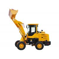Quality 1 Ton Rated Load Mini Bucket Loader / Small Bucket Loader Construction Equipment for sale