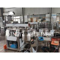 Quality 600-800L Capacity Industrial Homogenizer Equipment Water Bath Heating for sale