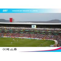 Quality Energy Saving P20 Stadium Perimeter Led Display Advertising Boards For Sport for sale
