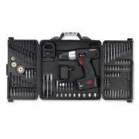 China 92pc Rechargeable Battery 2 Speed Cordless Drill Sets 12v 14.4v 18v Cordless Power Tool Kits on sale
