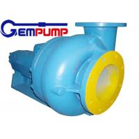 Quality ISO9001 Mission Centrifugal Pump 8×6×11 for handling slurries for sale