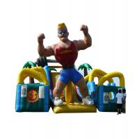 Quality Pool Inflatable Obstacle Courses for sale