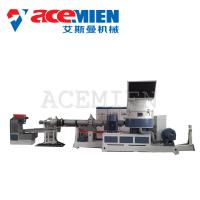 Quality Agglomerate Plastic Granules Making Machine Low Energy Consumption Durable for sale