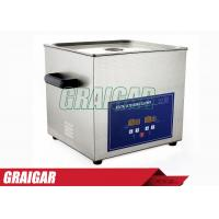 Buy PS - G60A Laboratory Ultrasonic Cleaner Tube Cleaning Machines at wholesale prices