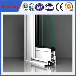 Quality aluminium alloy 6063t5 extrusion profile,window and door aluminium profile,OEM for sale