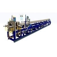 Quality Steel Structure Pipe Production Line , Metal Roll Forming Machines With Waves for sale