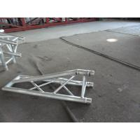 Buy Light Duty Aluminum Stage Truss Black Non - Rust / Durable For Exhibition at wholesale prices