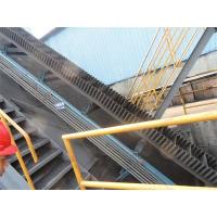 Quality Heavy - Duty Industrial Coal Mining Belt Conveyor System With Waved Guard Side for sale