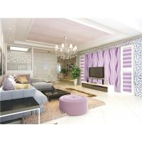 Buy Top quality low price modern styles PVC vinyl wall paper at wholesale prices