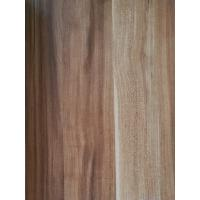 Quality Fadeless Wood Grain Decorative Paper , High Glossy Melamine Impregnated Paper for sale