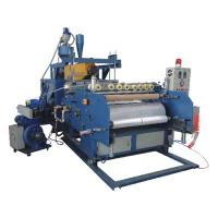 Quality Single Layer Automatic Stretch Film Extrusion Machine 1 M Single Screw , 85 Kg/H Output for sale