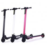 Quality 5 Inch Small Fold Up Electric Scooter 250W Motorized Razor Scooter for sale
