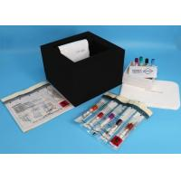 Quality Leak Proof Specimen Transport Convenience Kits , Blood Sample Transportation Box for sale