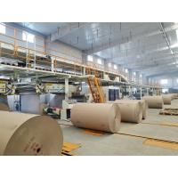 China Model Project: Fully Auto 7Ply Corrugated Cardboard Production Line for Water Melon Tobacoo Package on sale
