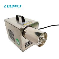 China commercial electric duct heater industrial fan heater cold air heater on sale
