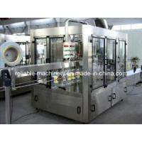 Quality Carbonated /Soft /Drink Filling Plant (CGFD 24-24-8) for sale