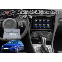 Buy cheap Android GPS Navigation System for 2017-2019 Volkswagen Golf R Variant from wholesalers