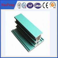 Quality Hot! high-quality aluminum extrusion profiles for windows and doors manufacturer for sale
