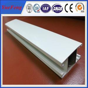 Quality aluminium manufacturer, OEM/ODM aluminium windows powder coating white aluminium profiles for sale