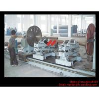 Quality Hydraulic Double Column Rotary Welding Table , Tank Turning Table for Welding Line Machinery for sale