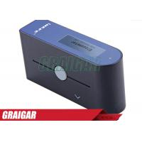 Buy WG60 Gloss Meter, Digital Display Portable Colorimeter, 0-200Gu Measurement Range , Data Storage 100 groups at wholesale prices
