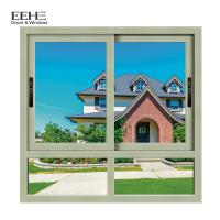 Quality Soundproof Wide Aluminium Windows And Doors / Aluminum Alloy Door Easy To Open for sale