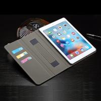 Quality Ipad Mini 4 Magnetic Leather Case Multi Colors Crazy Horse Stand Function for sale