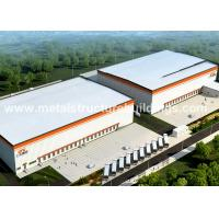 Custom Steel Structures Warehouse Building for sale
