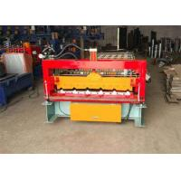 Buy cheap Automatic Rollformer Corrugated Steel Sheet Roof Panel Roll Forming Machine from wholesalers
