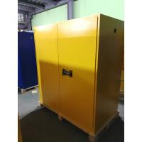 Quality Cold Rolled Steel Hazardous Storage Cabinets For Industrial / Chemical Dangerous Goods for sale