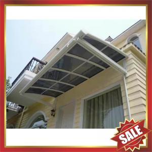 China high quality rain sun patio gazebo corridor balcony porch window door metal awning canopy canopies shelter cover shield on sale