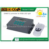 Quality RGB Swimming Pool Light Controller DMX512 Color Chaging Professional CE / RoHs for sale