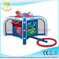 Quality Hansel PVC commercial outdoor inflatable ball games inflatable ball filed for sale