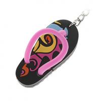 Quality Customized USB flash drive 8gb Beach Sandle Style Thumb pendrive Promotional for sale